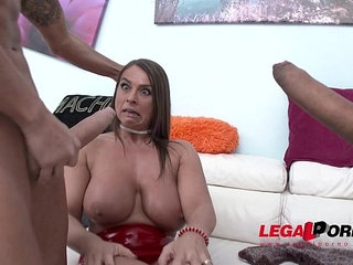 Busty milf sexy susi double anal addiction anal swallow   analbustydoublesexyswallow
