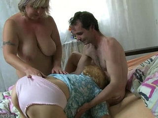 Very old chubby granny fucking with young guy OLDNANNY | chubbygayolderolder womanyoung