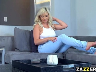 Keiran Lee eats his babysitters sweet shaved pussy   babysittershavedsweet