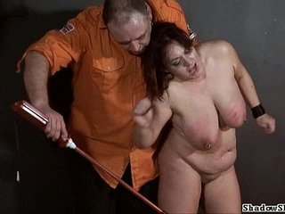 Bbw slaves electro bdsm and three crying submissive mercilessly tortured   bbwbdsmslavesubmissive