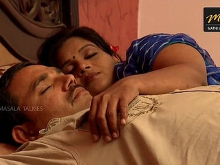 Indian House wife sharing bed with her Husband friend when his husband deeply sleeping | bedfriendhousewifehusbandindiansharing
