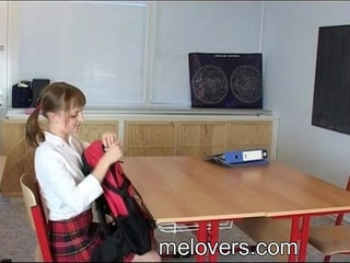 Sian And Hery barely legal teens sex in school classroom | classroomlegalold manschoolteen