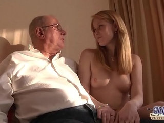 Old Young Porn Grandpa likes to fuck young girls and lick pussies | grandpalickingolderpussyyoung