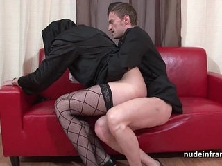 Pretty young french nun deep anal fucked fisted and cum in mouth by the priest | analcum in mouthfistingfrenchprettyyoung